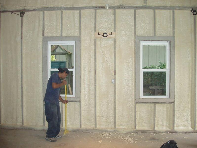 Polyurethane Foam Affordable Home Insulation Lewisville Tx